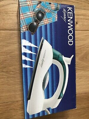 Kenwood Discovery  Travel Steam Iron  & Bag GWO