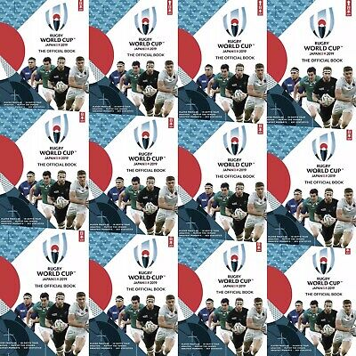 Japan Rugby World Cup 2019 Official Programme Rugby Union