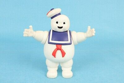 """Vintage 1984 Ghostbusters Stay Puft 7"""" Plastic Rubber Advertising Action Figure"""