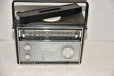Zenith Royal 97 Transistor Portable Radio