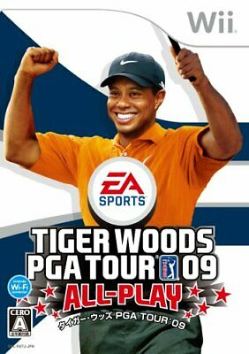 USED Tiger Woods PGA TOUR 09 ALL-PLAY - Wii