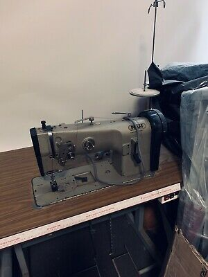 Industrial Sewing Machine $1,000and Cutting/Sewing Table