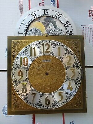 Good Clock Dial for Large Urgos Grandfather Movement