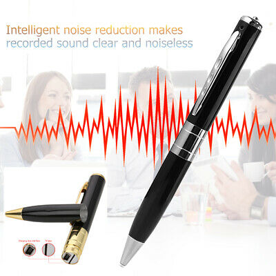 Voice Recorder Pen HD 1080P 32GB Recording Pen Business Office  Audio Recorder