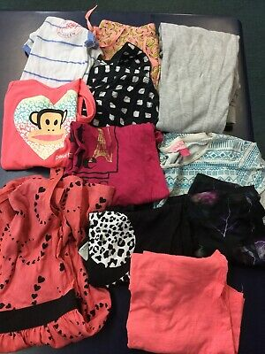 #B1 Bulk lot of Girls Size 12 Clothing - mixed items - 11 Items - Pre Loved