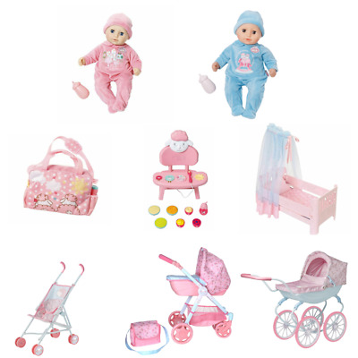 Baby Annabell Collection Doll Accessory Playset Childrens Baby Toy Zapf Creation