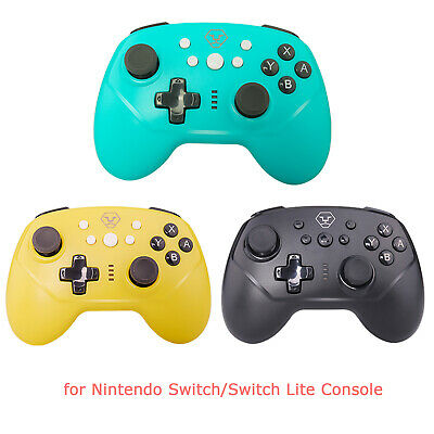 Wireless Bluetooth Gamepad Controller Joystick for Nintendo Switch / Switch Lite
