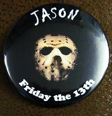 Snorg Tees Friday the 13th Gettin/' Down on Friday Jason Voorhees Magnet