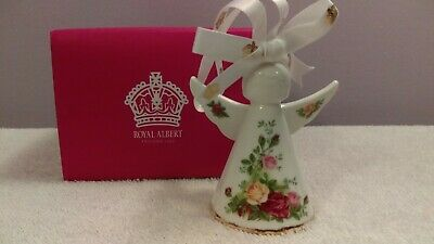 Christmas ornament Royal Albert Old Country Roses Angel CH1559