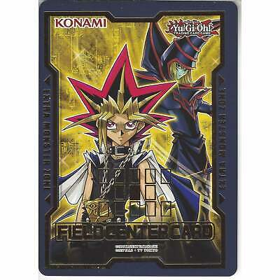 YuGiOh Field Center Card | Yugi | Duel Devastator DUDE TCG Embossed Hot Stamp