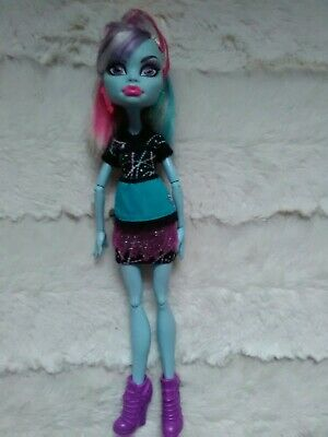 Monster High doll , abbey from hone ick