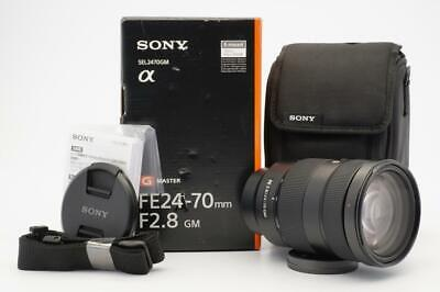 Sony FE 24-70mm F/2.8 GM Lens SEL2470GM