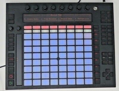 Ableton Push Controller with Power Cord and USB Cable - Used