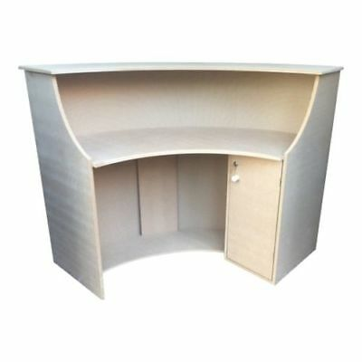 Beauty Salon furniture, Trade show,Reception Desk, Shop, Large Curved Counter