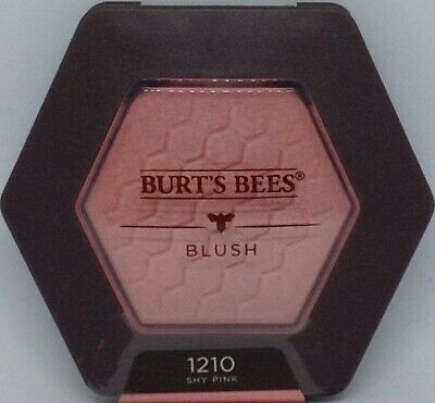 Burt's Bees Blush With Bamboo 1210 Shy Pink SEALED