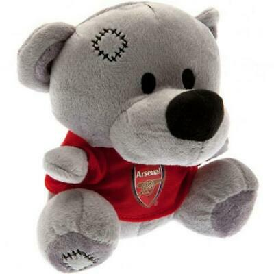 Official ARSENAL FC Plush Teddy Bear AFC Gunners Birthday Christmas Gift