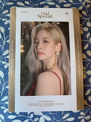 DAHYUN - TWICE - FEEL SPECIAL - Official Lyric Paper / Book