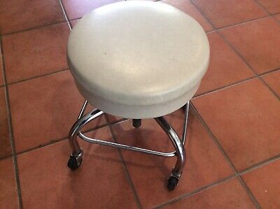 Awe Inspiring Vintage Adjustable Pedigo Stool Dentist Doctor Office Gamerscity Chair Design For Home Gamerscityorg