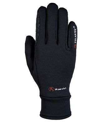 Roeckl Warwick Polartec Winter Riding Cycling and Equestrian Gloves