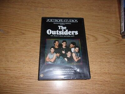 The Outsiders (DVD, 2008) BRAND NEW SEALED!!