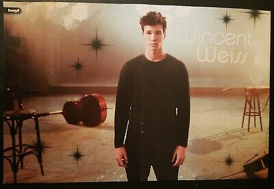 Wincent  Weiss Poster
