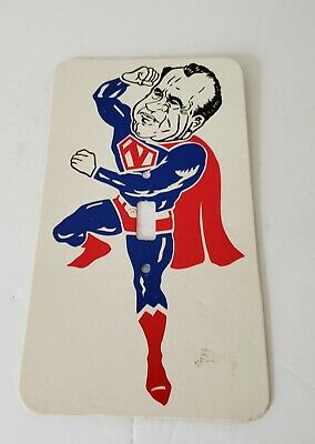 Nixon Wall Plate Light Switch Cover