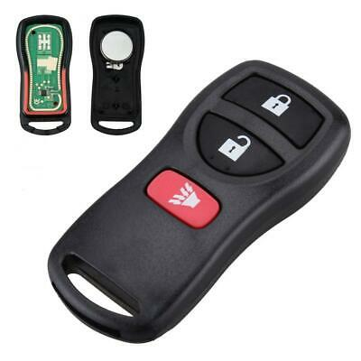 Car Keyless Entry Remote Key Fob Fit for Infiniti /Nissan Frontier Murano Armada