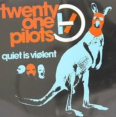 Twenty One Pilots - Quiet Is Violent (Australian Exclusive Ep) - Cd - New