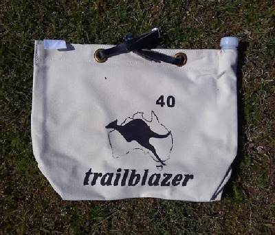 Trailblazer Canvas Water Bags