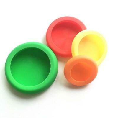 Silicone food preservation cover reusable sealed food condom, keep fresh