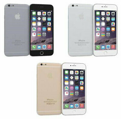 Apple iPhone 6 16/32/64/128GB 4G LTE GSM Factory Unlocked iOS Smartphone Grade A