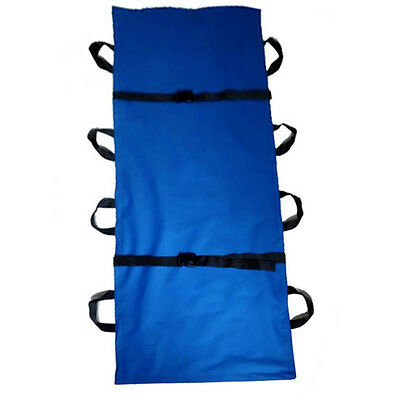 New 8 Handle Folding Hospital Patient Casualty Emergency Medical Stretchers UDW