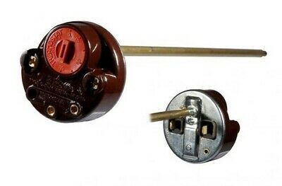 Thermostat for heating element 0-72°C 15A 6x270mm THERMOWATT