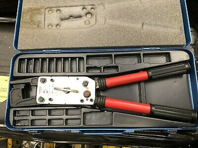 Used Elpress T2600 Crimping Tool With Case