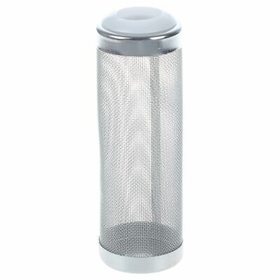 Stainless Steel Filter Protection Flow Fish Shrimp Secure Protect Cart Inte R7P4