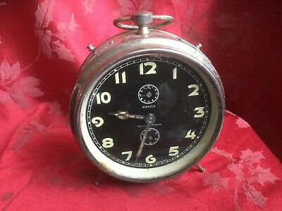 Kienze Tam Tam Alarm Clock For Spares Or Repair Case A Bit Corroded