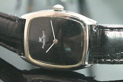 IWC International Watch Co Schaffhausen Cal.423 ADJ.3 POS Working Condition!