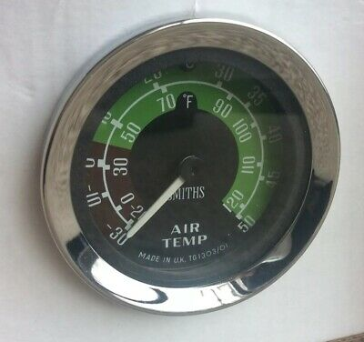 Smiths LAND ROVER Ambient Air Temperature  Gauge