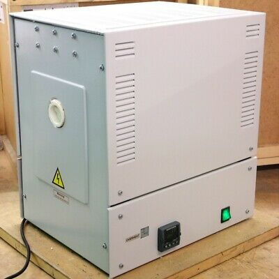 1250°C Tube Furnace with Eurotherm Digital Controller + Over Temp Limit