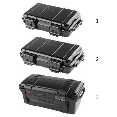 Outdoor Shockproof Sealed Waterproof Safety Case ABS Plastic Tool Dry Boxes