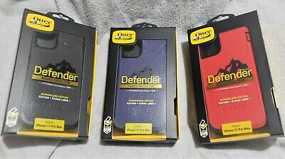Otterbox iPhone 11 Pro Max Defender Series Screenless Edition Case-New