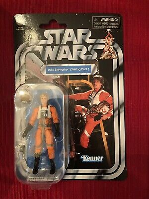 Star Wars Vintage Collection Luke Skywalker X-Wing Pilot 2019 US Seller In Hand