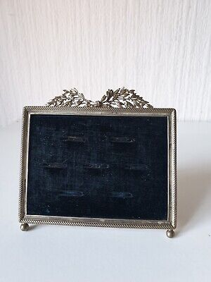 Antique Early 20Th Century Jewellery Ring Display Stand