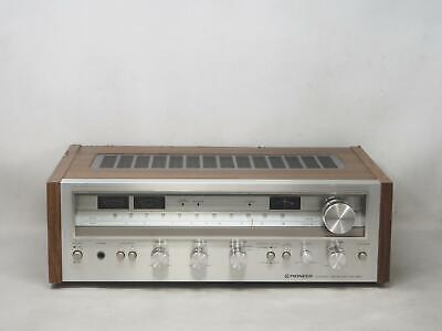 Vintage PIONEER SX-580 Stereo Receiver Works Great! Free Shipping!
