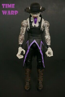 Wwe Wwe Monsters The Undertaker As The Vampire New Out Of Package Missing Wings