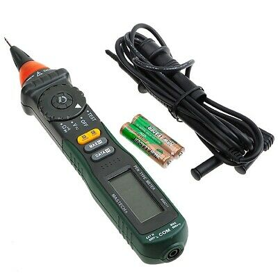 Dr.meter MS8211 Digital Multimeter Resistance Tester Handheld 2000 Counts AC/DC