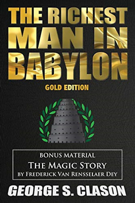 Clason George S-Richest Man In Babylon & The M (US IMPORT) BOOK NEW