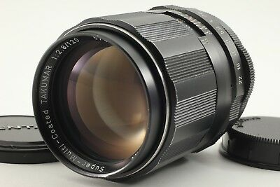 *Exc+++++* Asahi Pentax SMC Takumar 120mm f/2.8 M42 Mount MF Lens from JAPAN*185