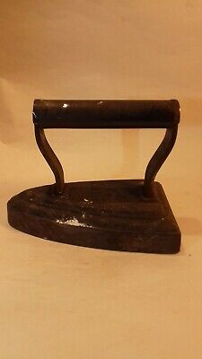 Antique Cast Iron Carron No 7 Flat Sad Iron 2,5kg