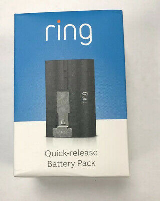 Ring Rechargeable Batteries Video Doorbell 2 Spotlight Cam Battery Backup Power